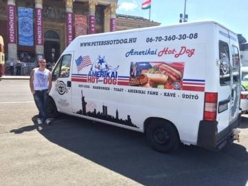 Az első Food-Truck