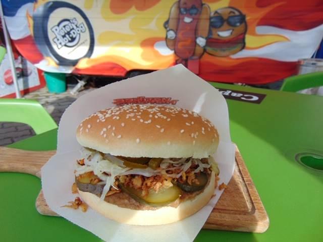 Minőségi hamburger